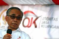 Ketua OJK: Restrukturisasi kredit turun hingga Rp738,60 triliun